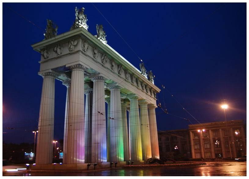 Площадь Московских ворот